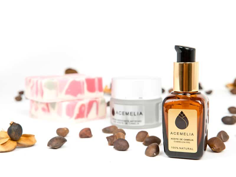 tienda aceite de camelia de galicia