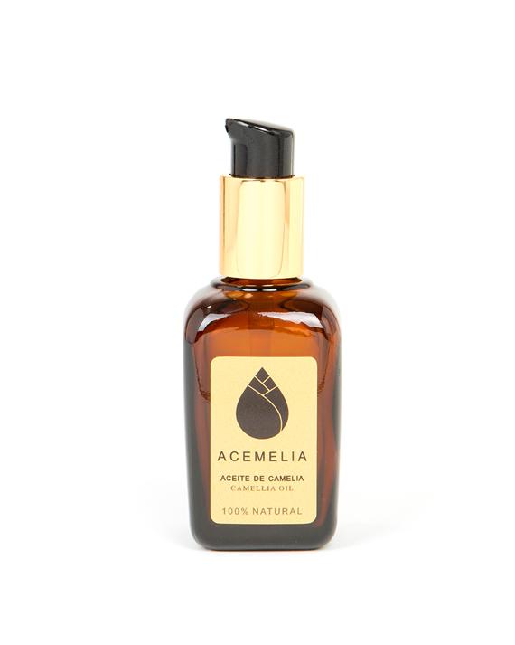 Aceite de camelia - Cosmética 100% natural