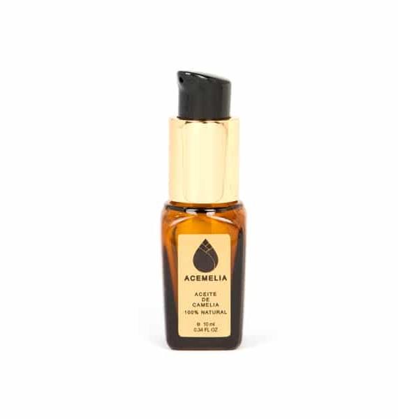 aceite natural antimanchas de camelia