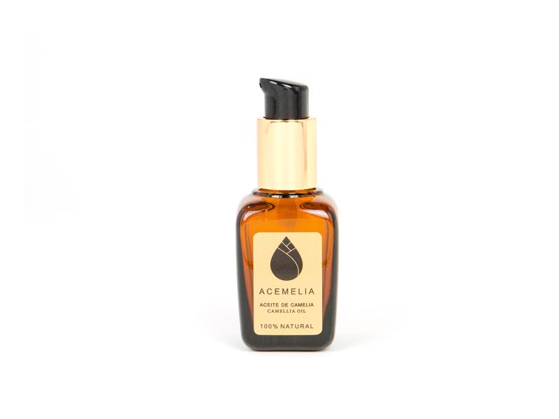 aceite de camelia de Galicia