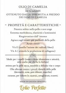 olio di camelia brochure ita back