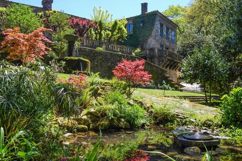 camellia tour galicia pazos