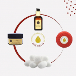 Ritual de belleza SAHO con aceite de camelia