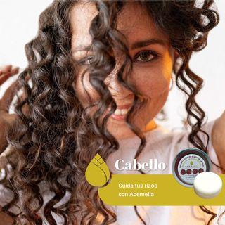 cuidado de cabello con aceite de camelia