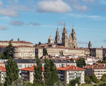 Aceite de camelia en Santiago de Compostela